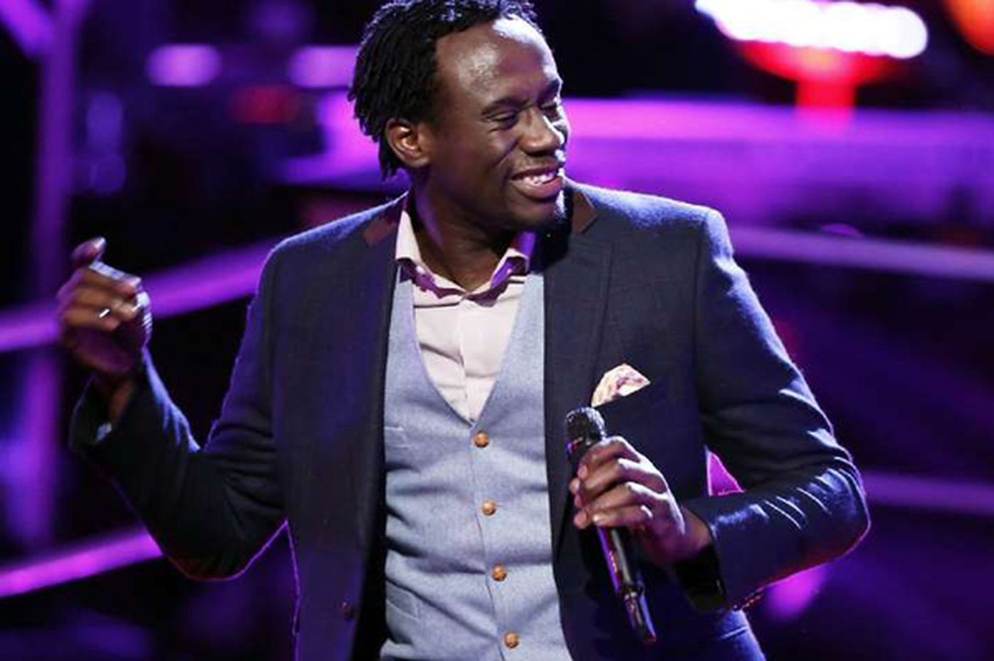 Anthony Riley speaks about his 'Voice' departure