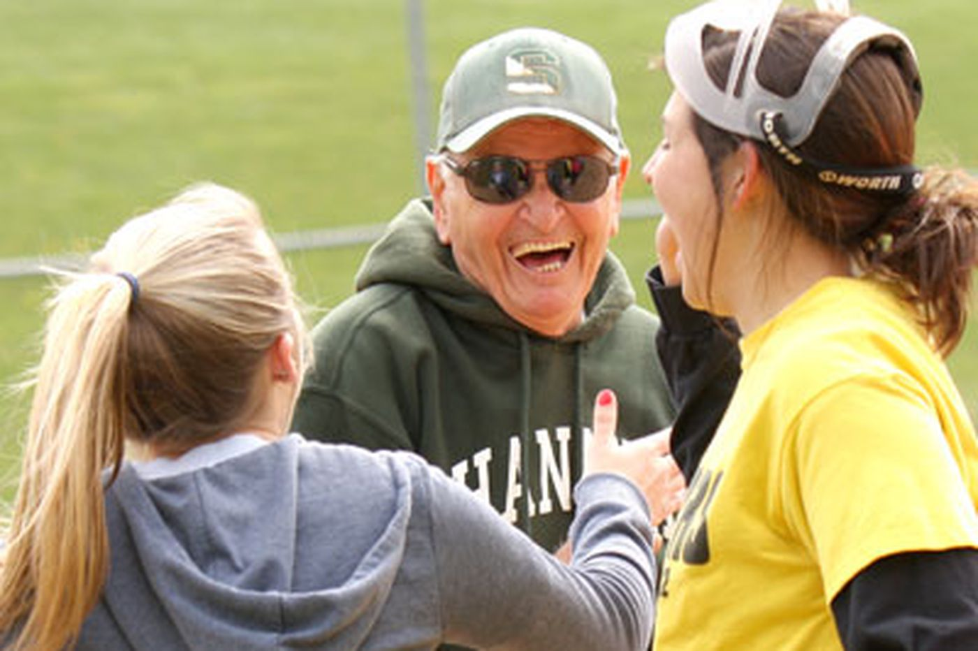 The joy of softball coaching