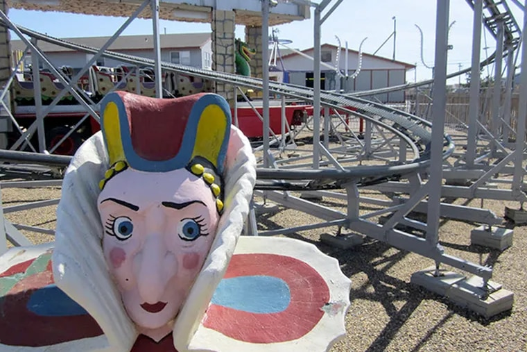 It won't be long now before Fantasy Island is running again.