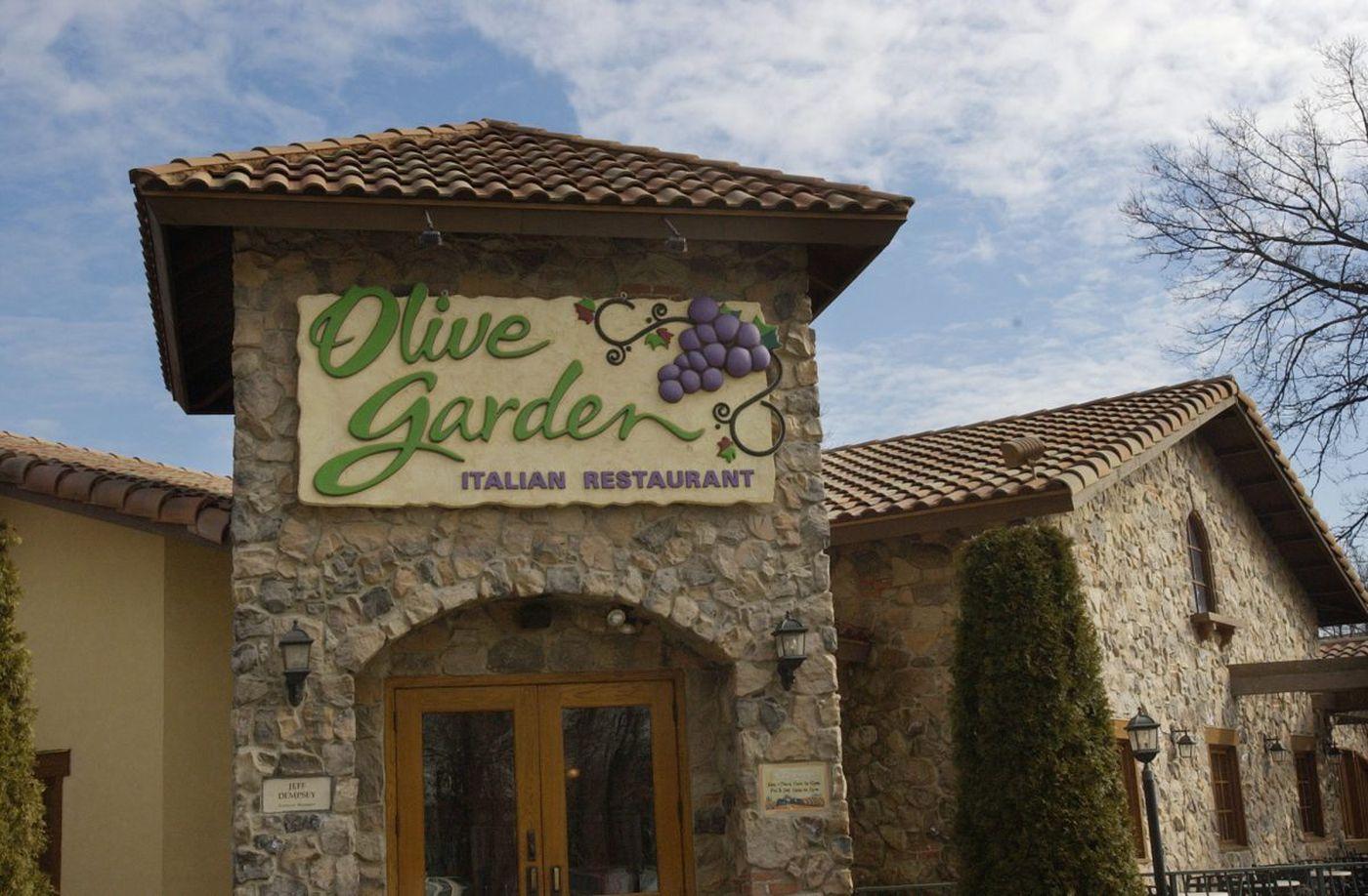 Olive Garden comeback helps fuel rally at Darden Restaurants