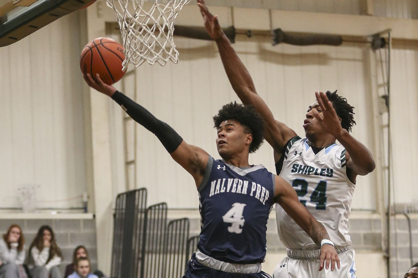 Malvern Prep's Deuce Turner is Class 5A state boys' basketball player of year