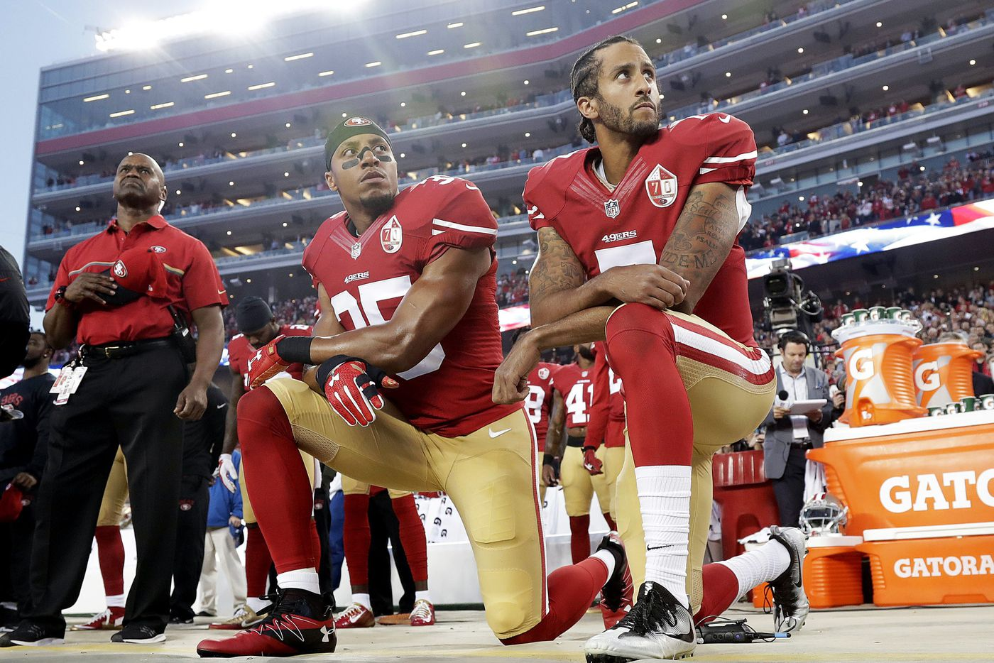 Radical plays: Activist athletes are nothing new | Opinion
