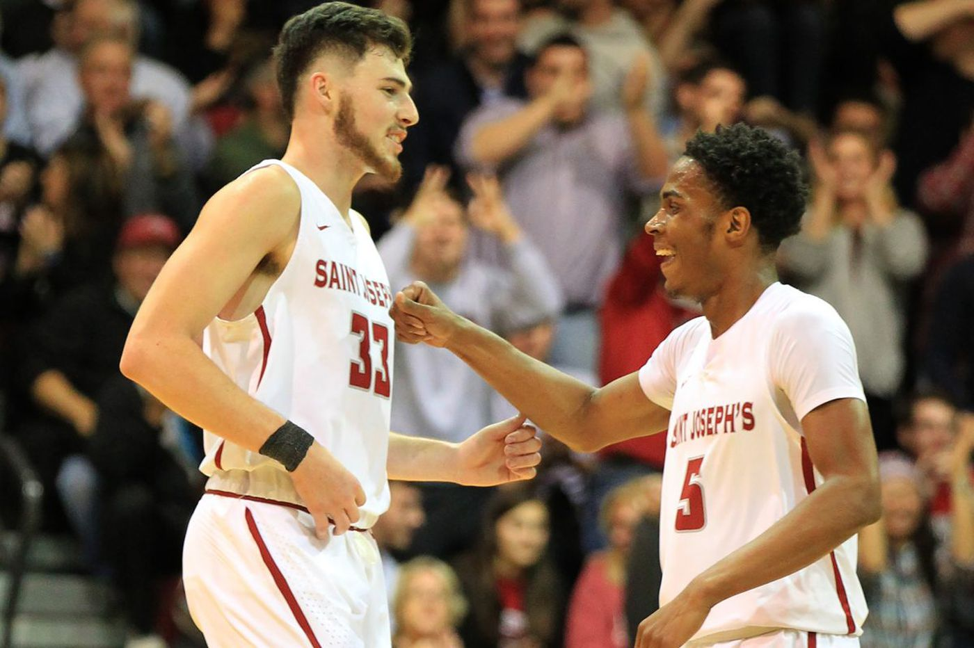 St. Joseph's Taylor Funk is A-10 rookie of the week