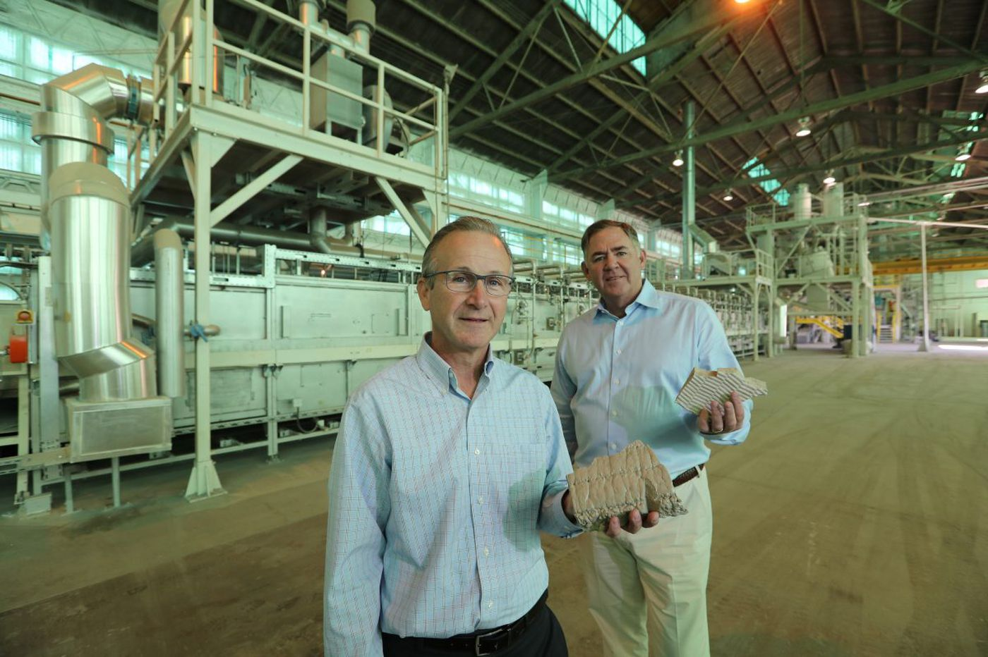 Eddystone company that recycles old glass into rocks plans a $24 million expansion