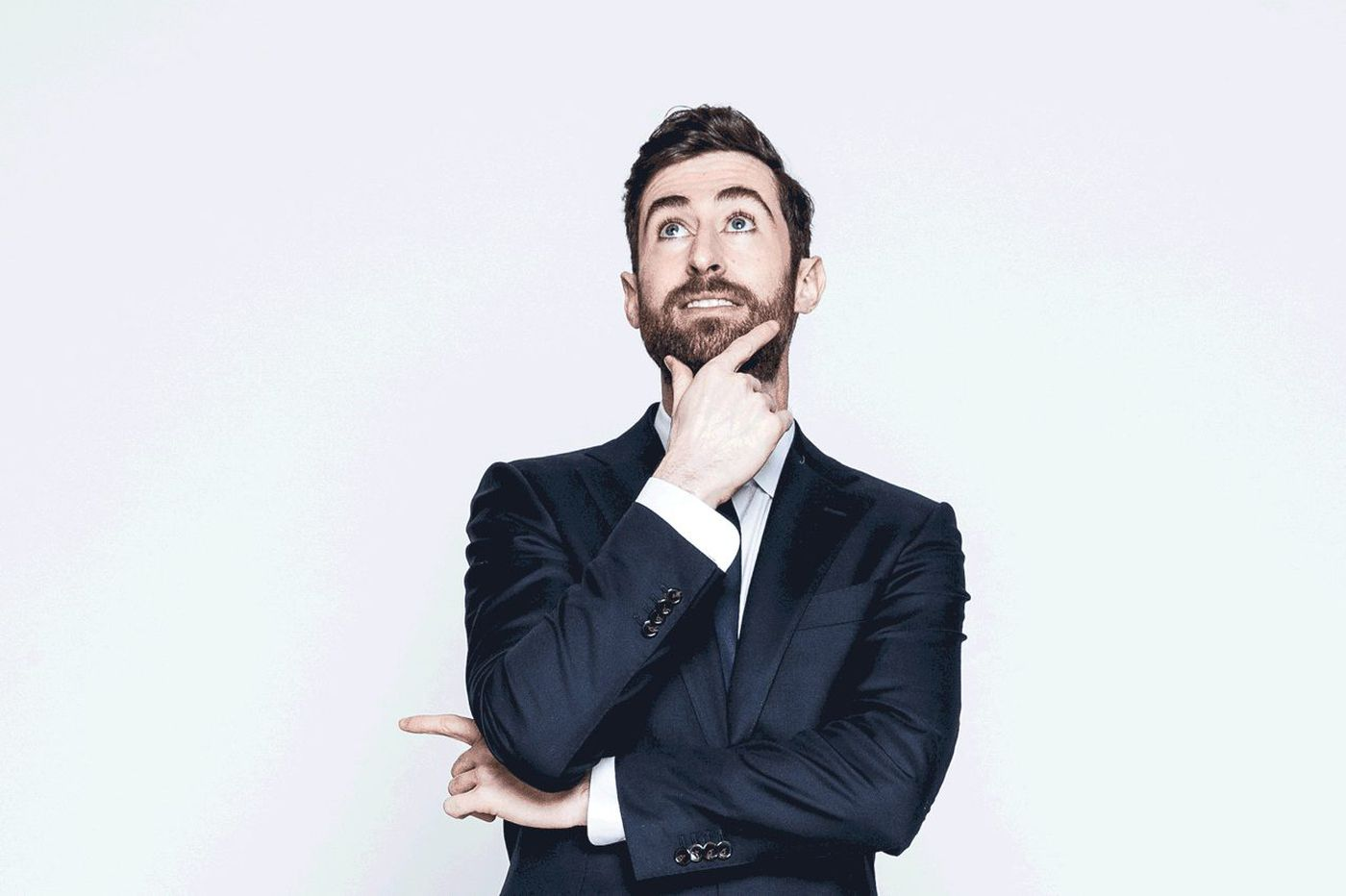 HQ host Scott Rogowsky: Hold the phone – he's live on stage at the Trocadero