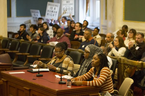 Watered-down 'good cause' eviction bill now Philly law