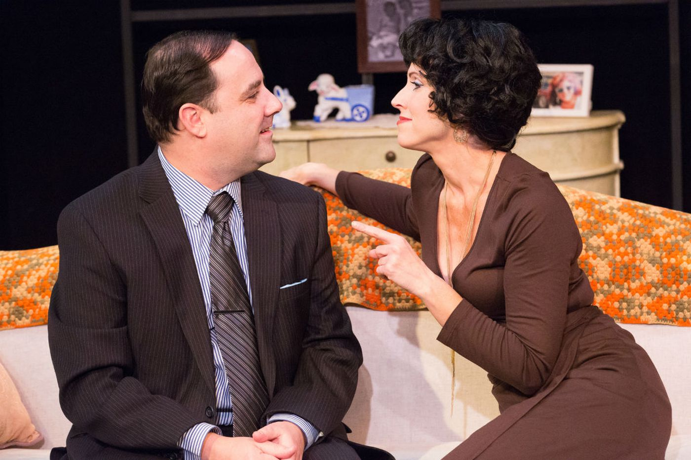'Last of the Red-Hot Lovers' at Walnut: Blistering, funny, timeless