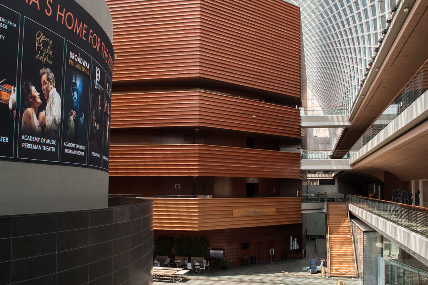 Dear Kimmel Center: We love you. Do you love us?