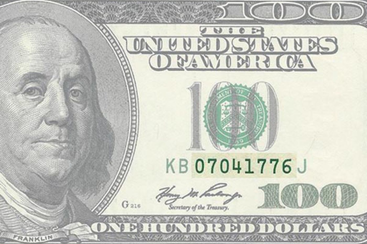Check those bills! 'Fancy' serial numbers can mean big bucks
