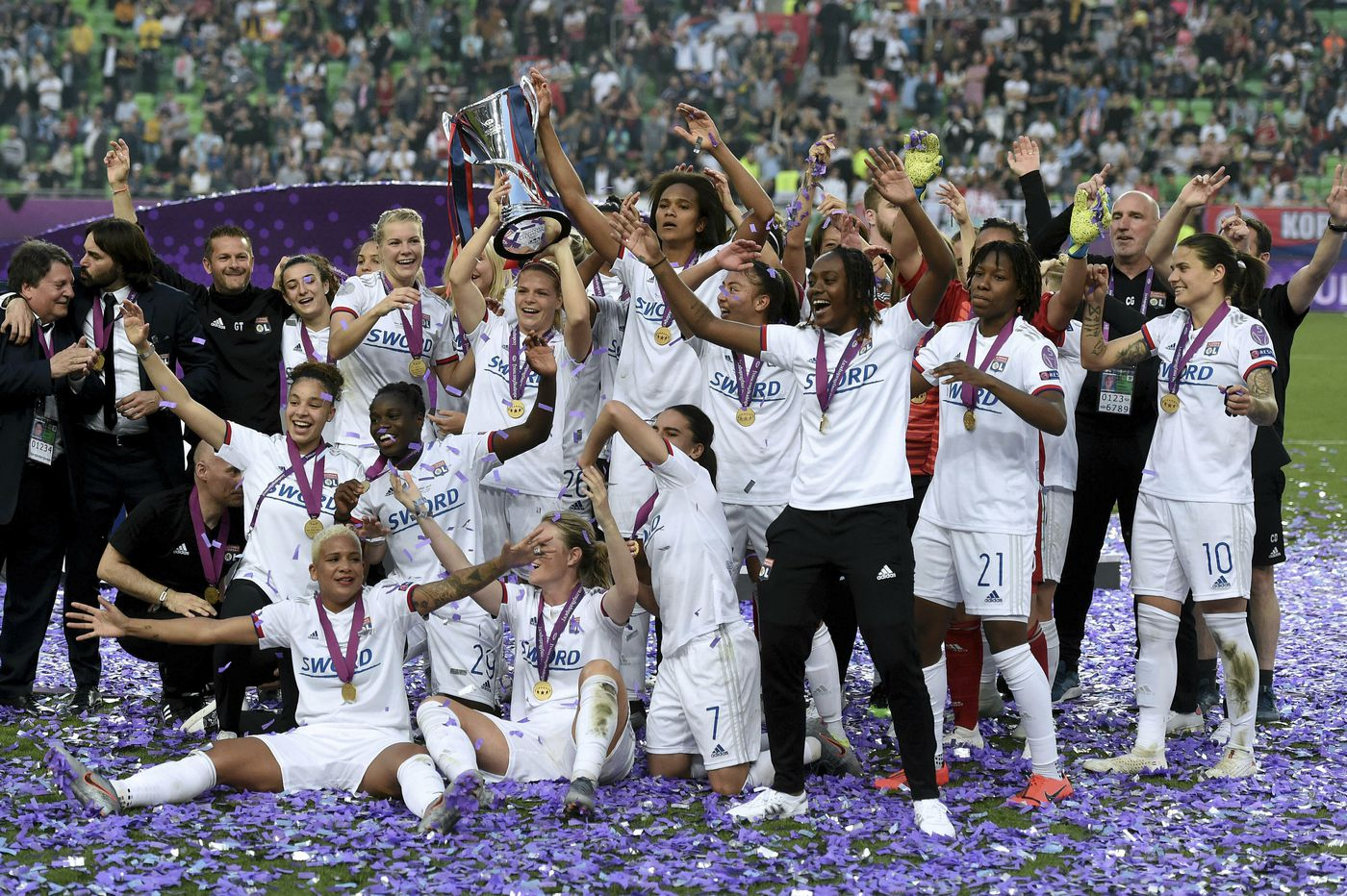 CBS All Access to broadcast UEFA Women's Champions League tournament