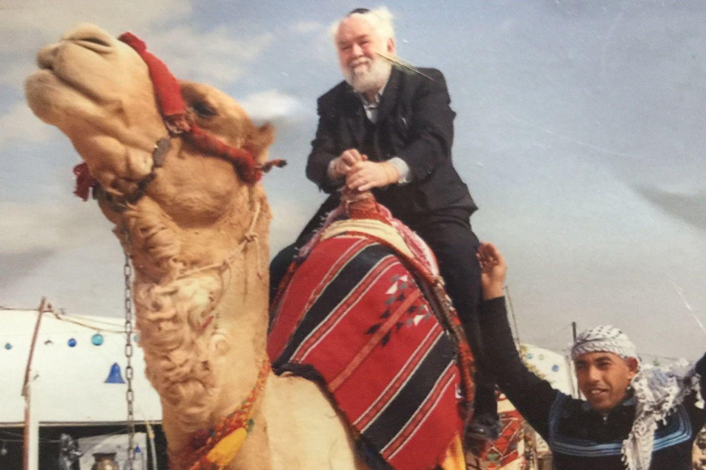 Avraham Shlomo MacConnell, 72, was a veteran and police officer