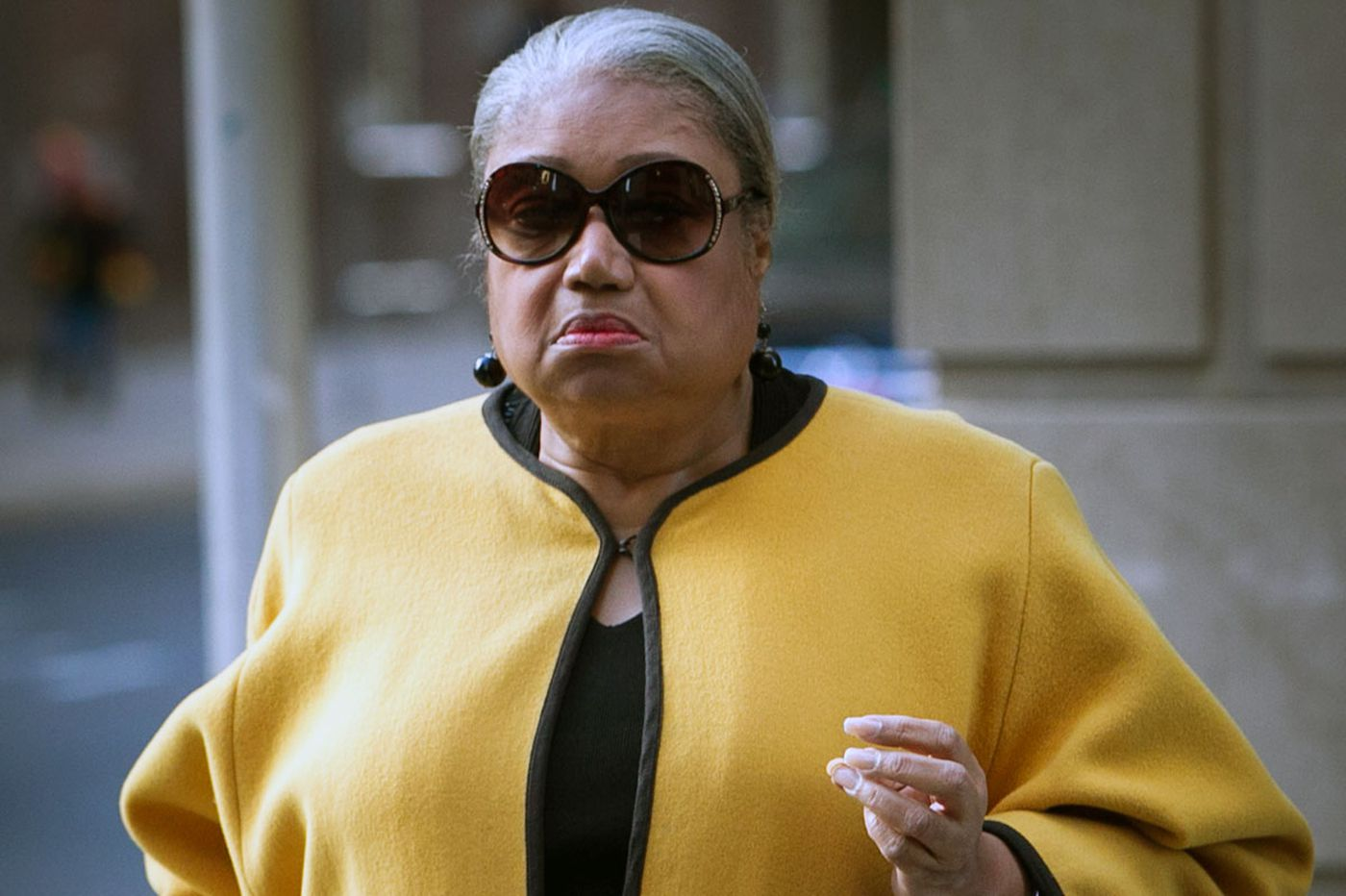 Philly Clout: Convicted ex-Traffic Court judge could lose her pension