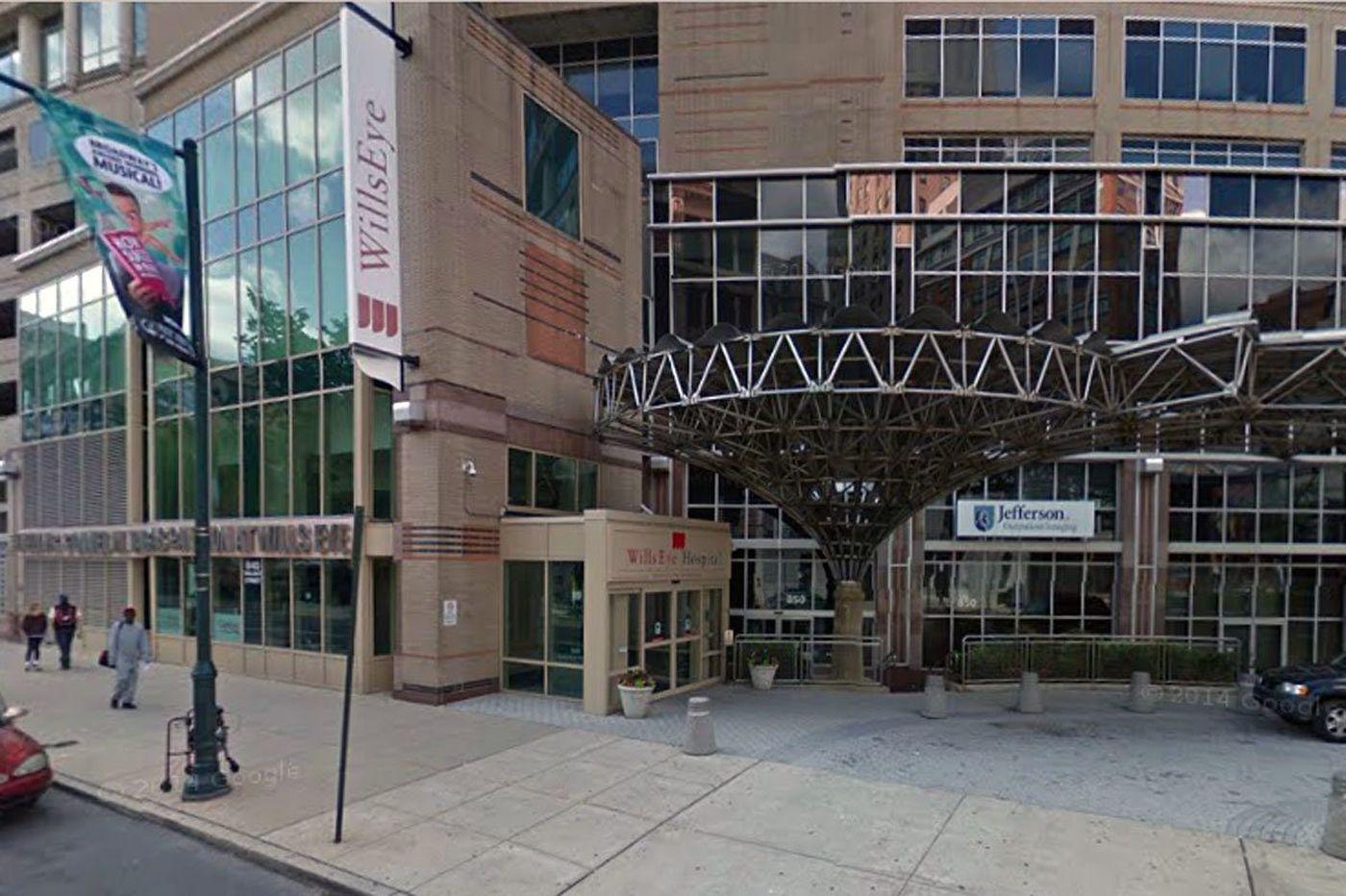 Federal judge rules against Wills Eye in dispute over hospital status