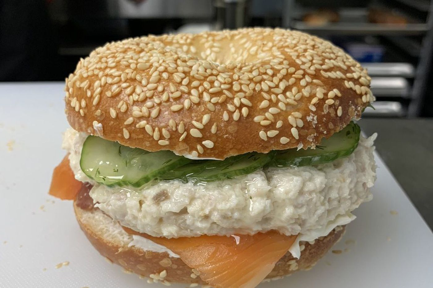 Bart's Bagels opens in West Philly with lox, cream cheese, corned beef, hot salami — the whole schmear