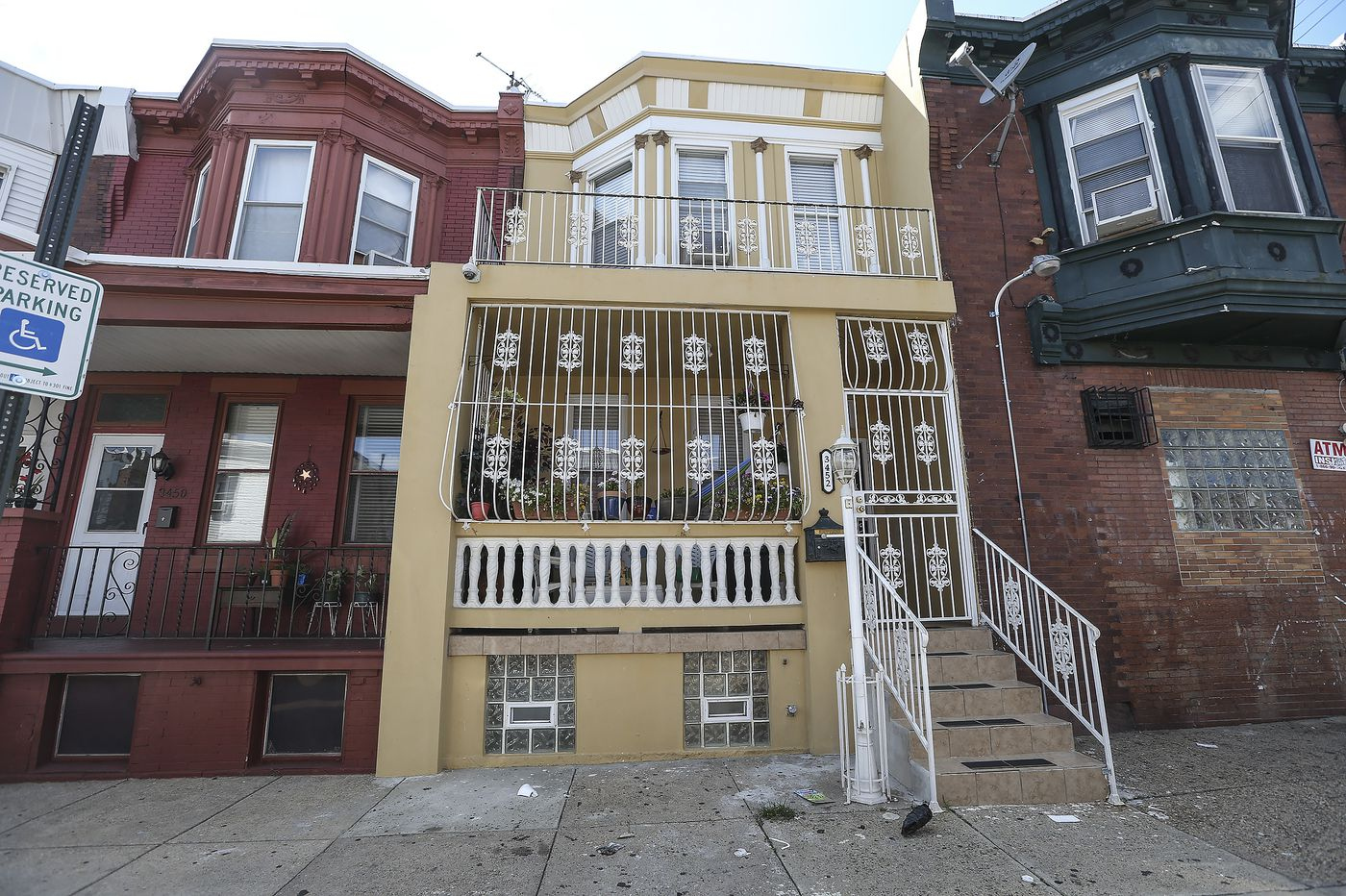 Philadelphia Latinos connect with Caribbean roots through ornate porch gates