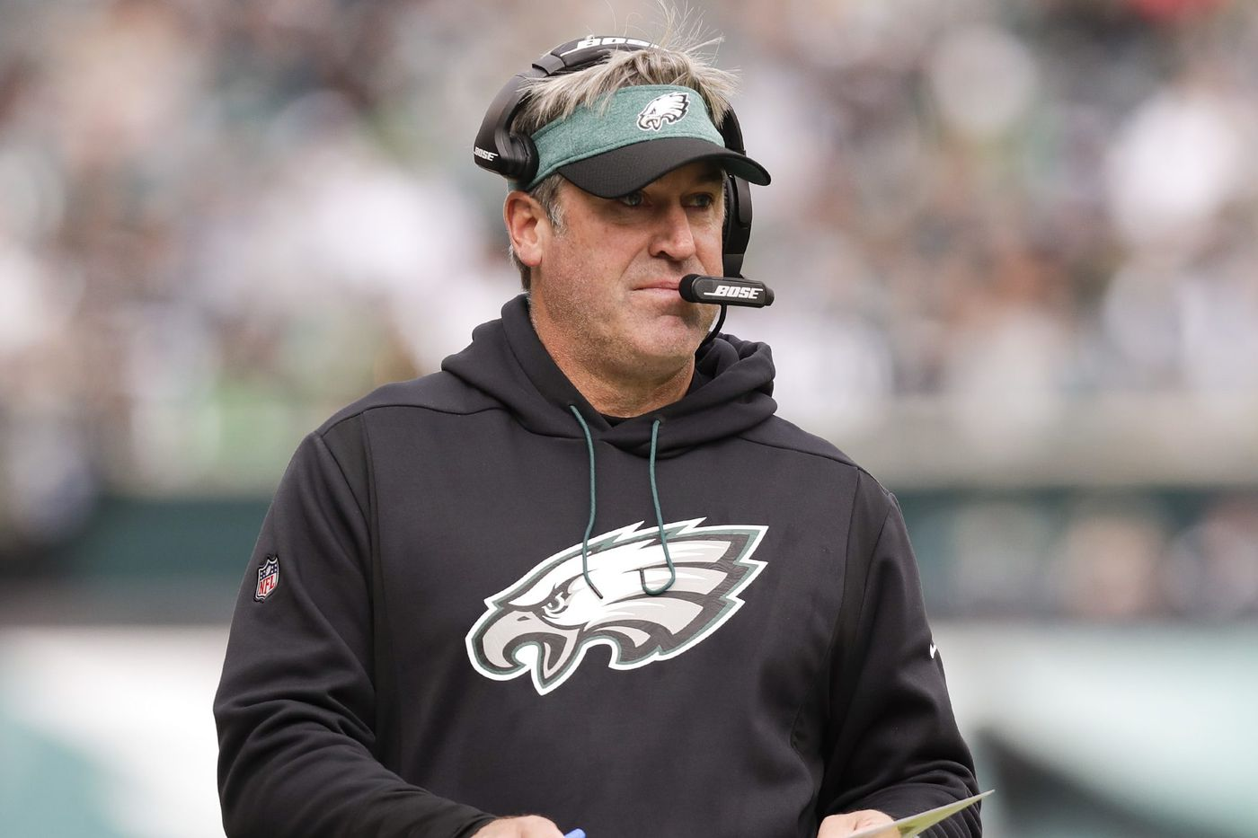 Doug Pederson invited writers to coach the Eagles. You've got yourself a deal. | Marcus Hayes