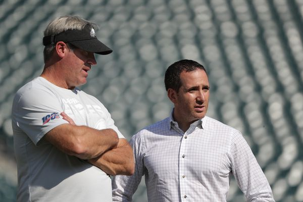 The Eagles' team-building strategy under Howie Roseman is running into a hard reality | Mike Sielski