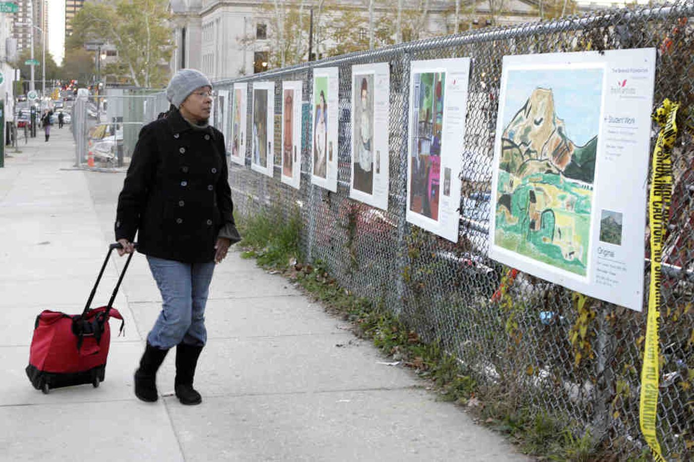 Art fund-raising nonprofit's success leads to award for founder