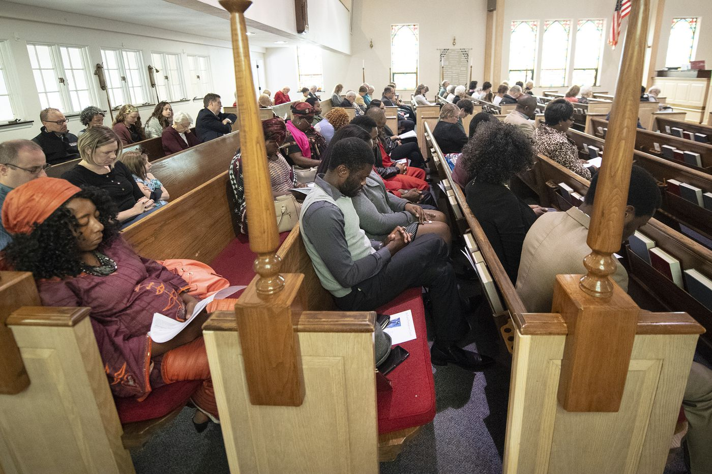 At a New Jersey church, voices of concern for a Cameroon in crisis