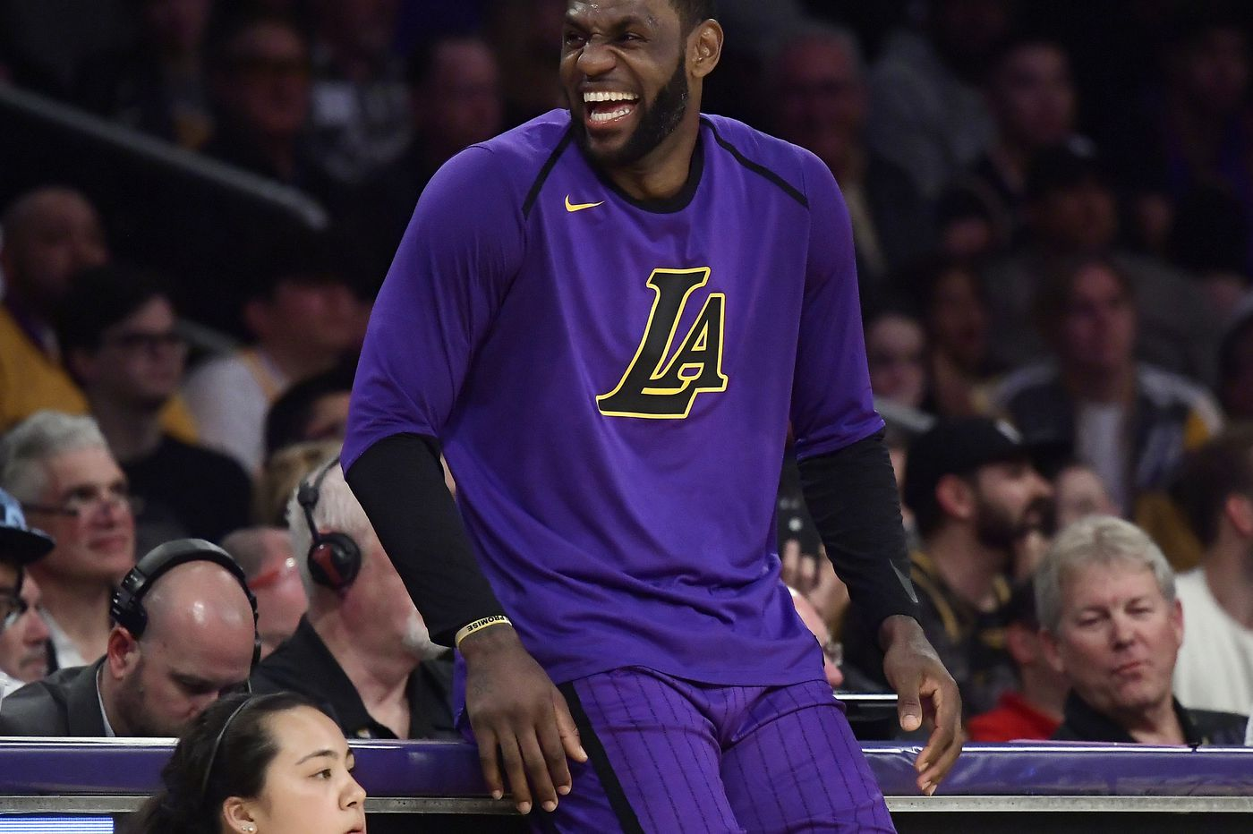 e140f88aaed LeBron James to sit out rest of the season