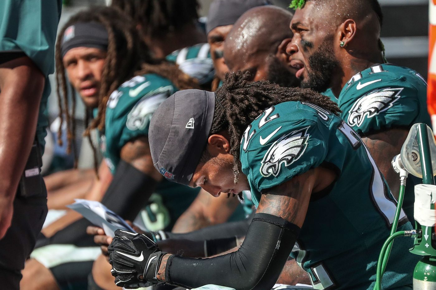 Eagles' Sidney Jones and Tim Jernigan could play this week against Saints