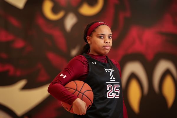 Temple's Mia Davis didn't know hoops was her sport until a ball was put in her hands | College basketball preview