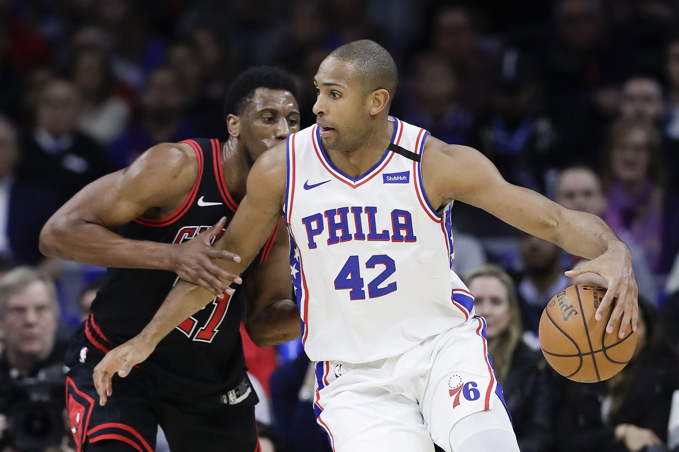 Sixers' Al Horford may benefit from fewer minutes and three-point attempts