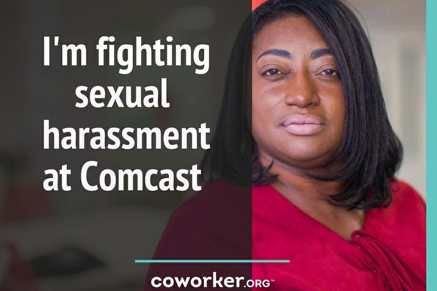 Former Comcast worker claiming lewd culture launches online petition