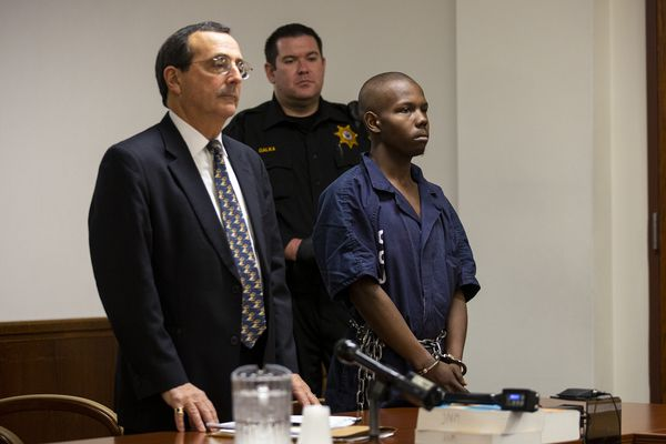 S. Jersey teen is ordered detained on murder charge in Shamrock Deli owner's fatal stabbing