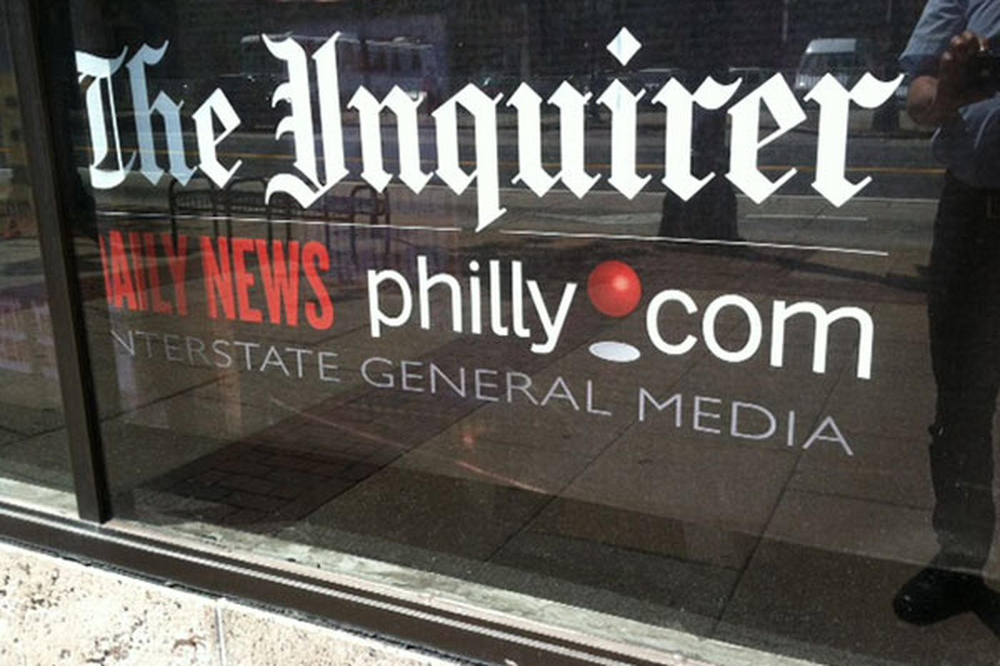Format of Inquirer auction could start to take form