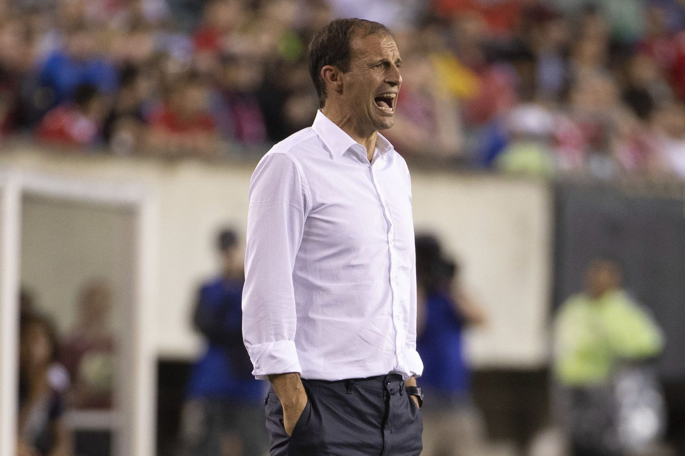 Juventus-Bayern Munich match an escape for Massimiliano Allegri, a homecoming for Chris Richards