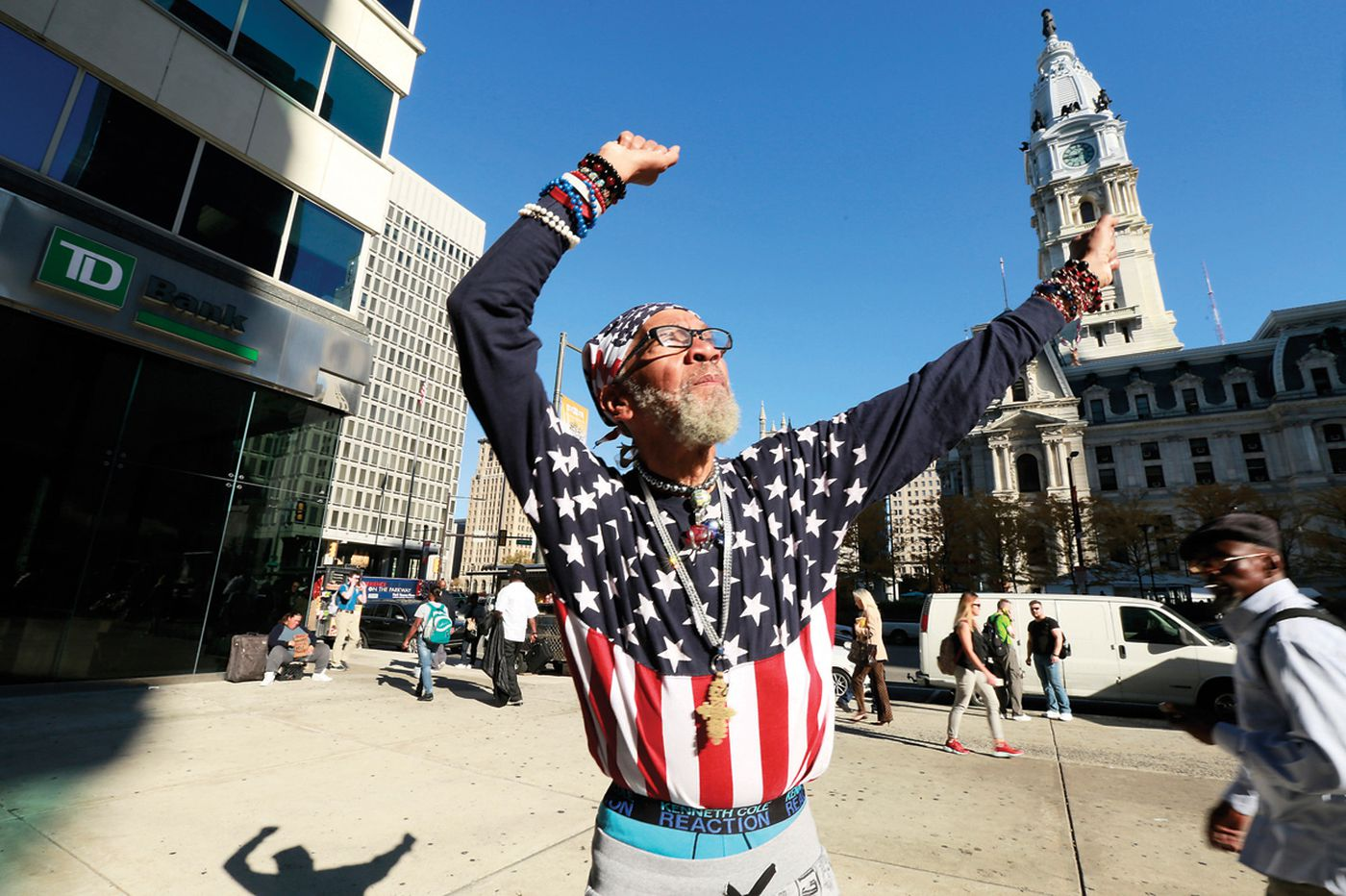 At 70, South Philly man makes street dancing an ageless art
