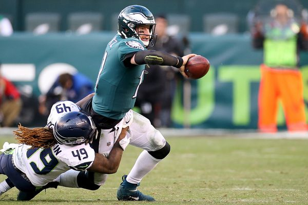 Carson Wentz isn't Eagles' only problem, but his struggles make the others look a lot more serious | David Murphy