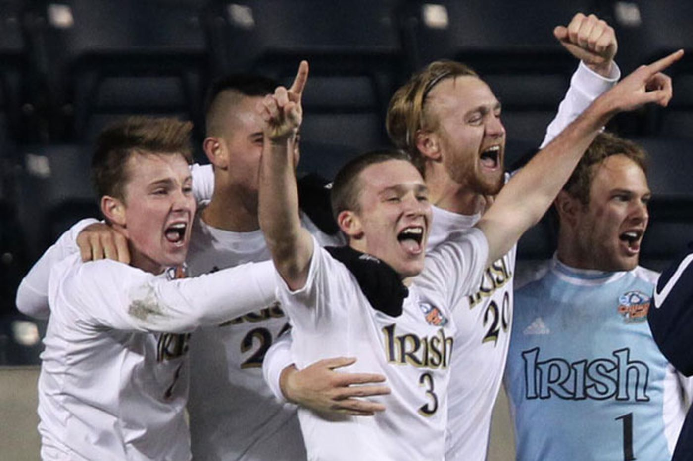 Notre Dame captures NCAA soccer title at PPL Park