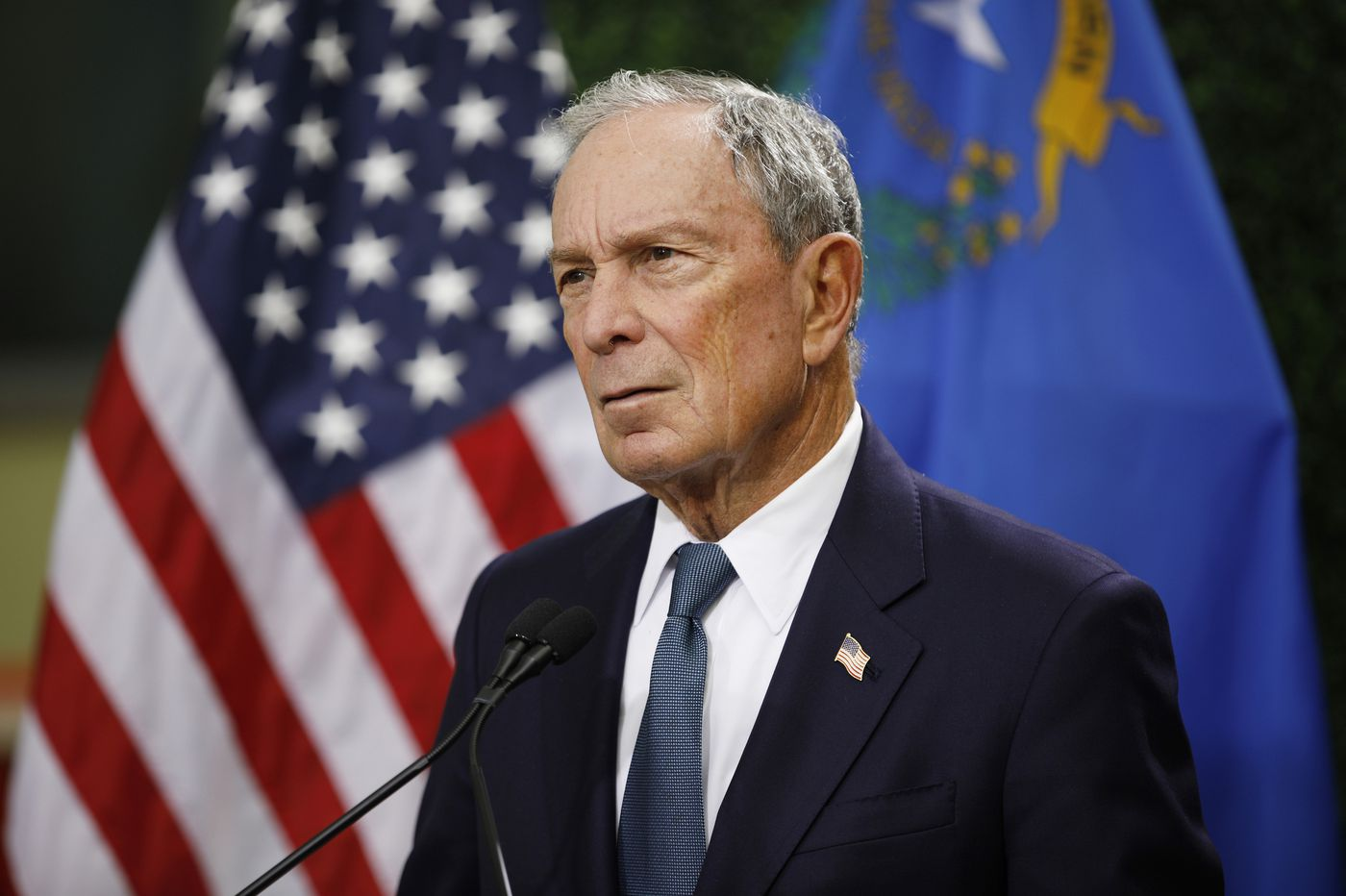 Bloomberg apologizes for 'stop and frisk' police practice