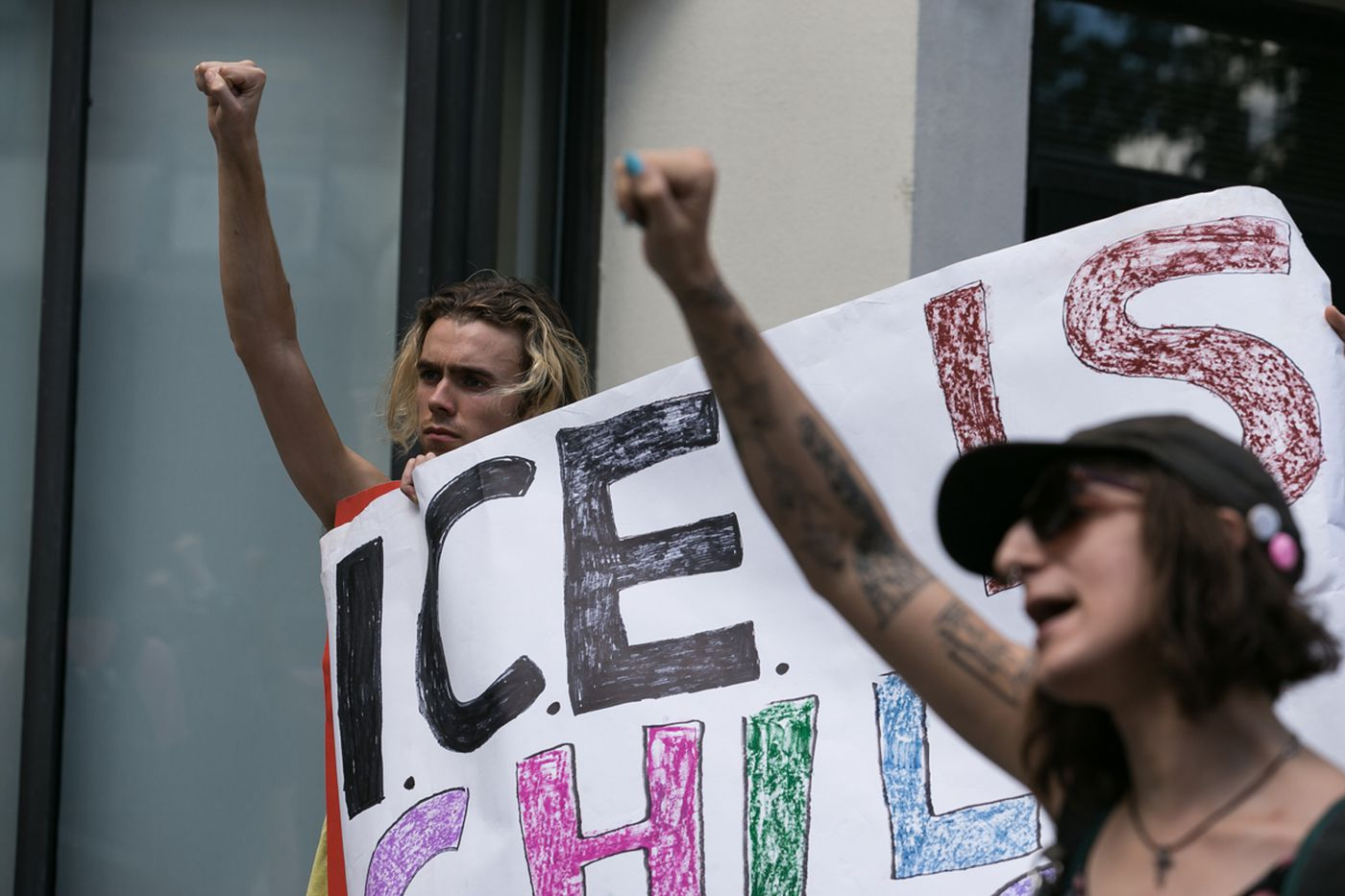 occupy ice protests what to know about demonstrations in portland