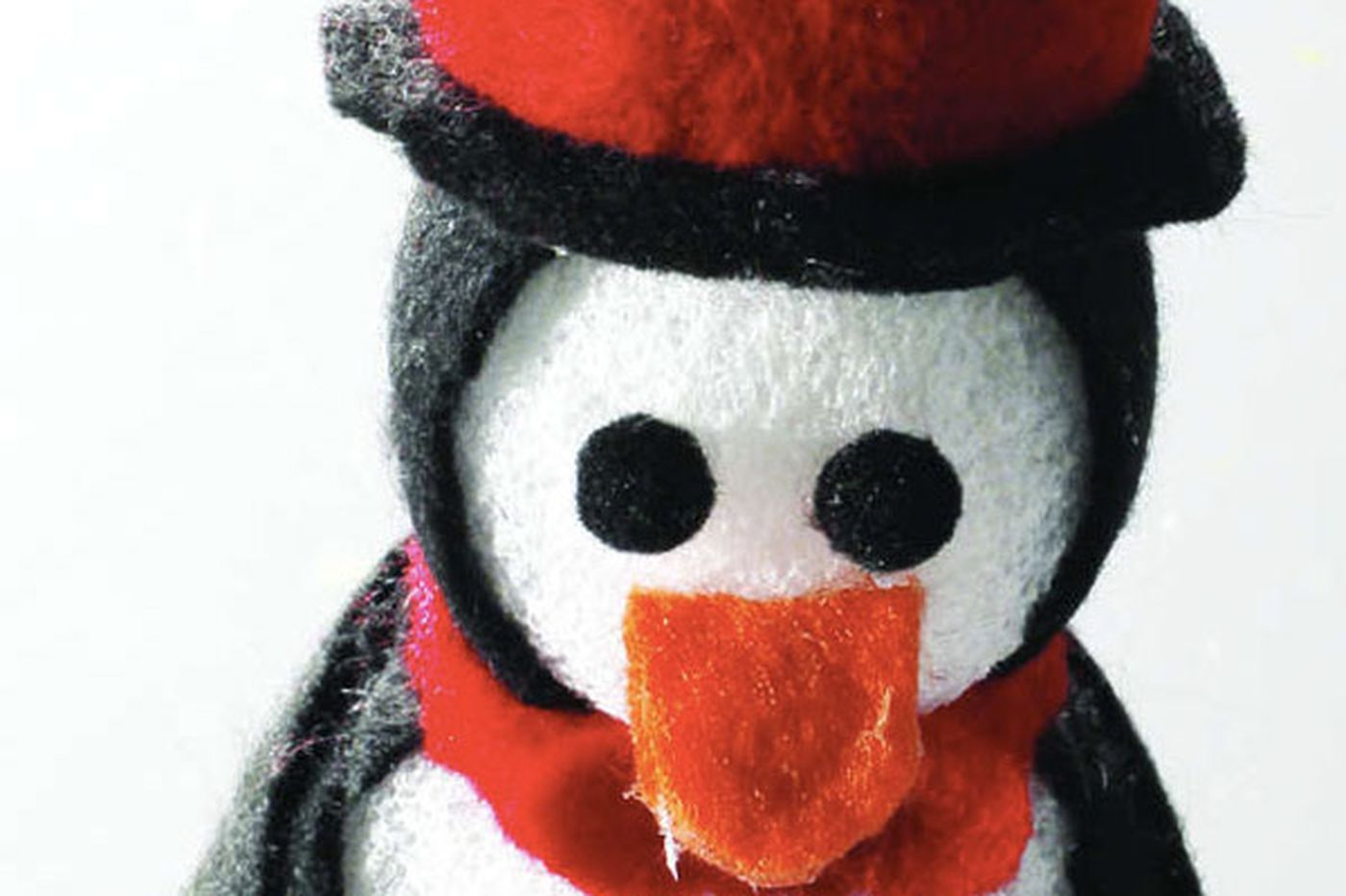 Crafty kids: One cool penguin