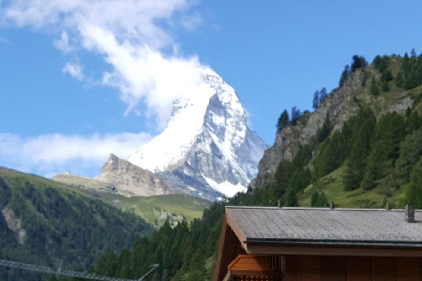 Personal Journey: The legendary Matterhorn is a Swiss can't-miss