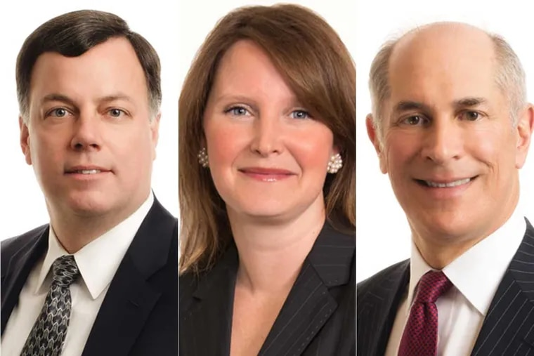 Pepper Hamilton LLC partners Michael Jones, Alva Mather and Jay Dubow will head the firm's 'formalized' cannabis industry group.
