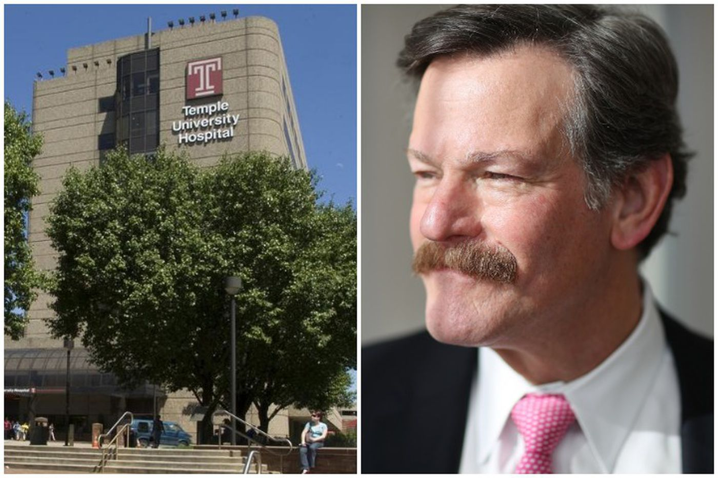 Larry Kaiser steps down as CEO of Temple University Health System