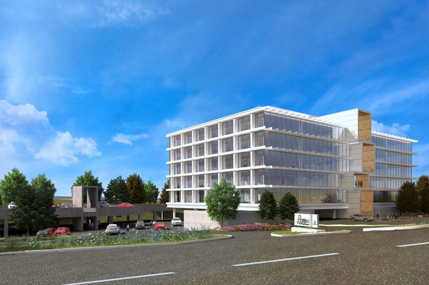 Expanding biosciences firm CSL to fully occupy King of Prussia office building after redevelopment