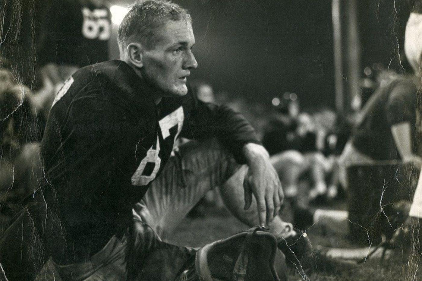 Michael Mayock, teacher, football star, and longtime coach, dies at 86