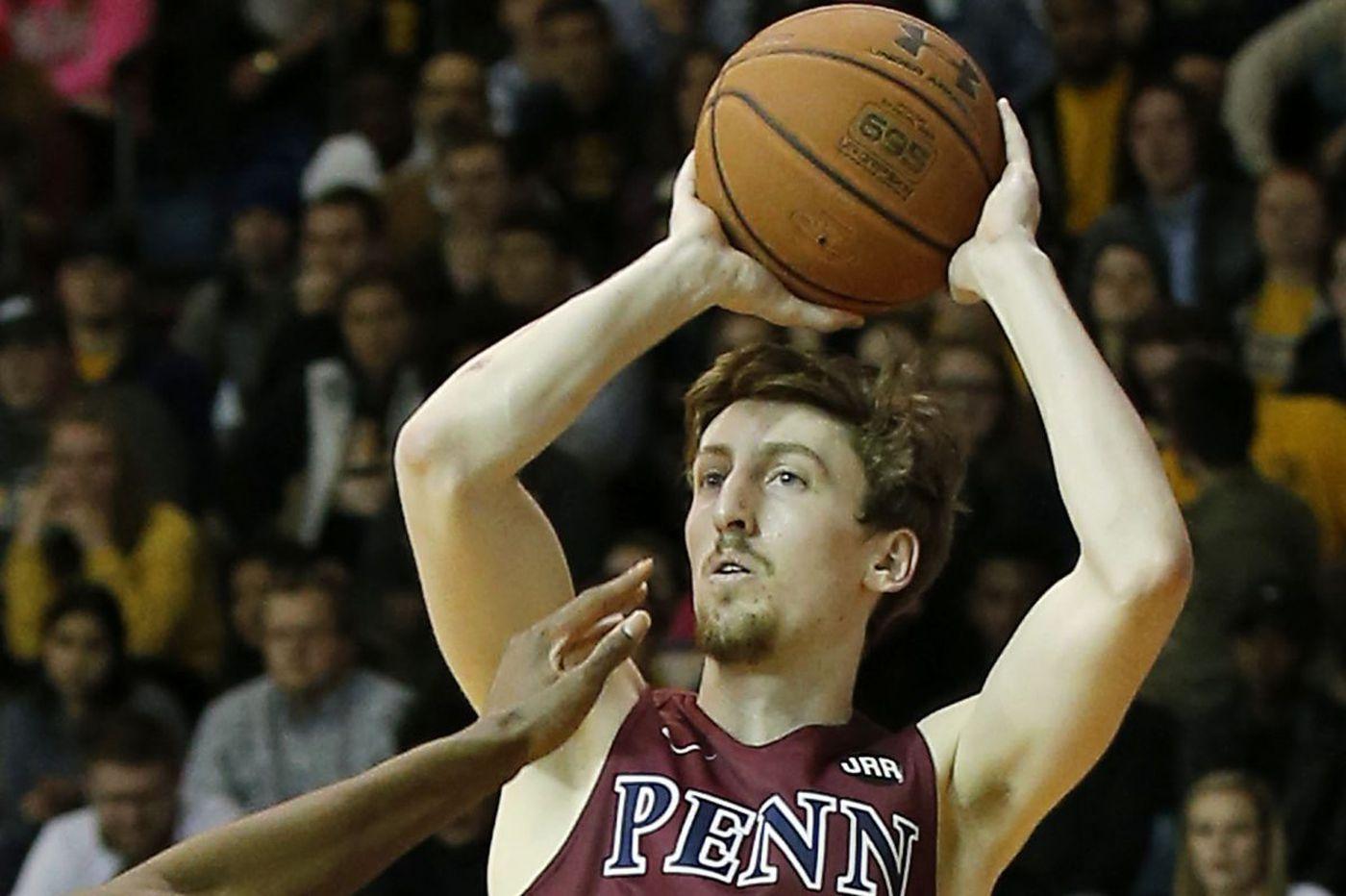 Penn beats Howard behind Caleb Wood's shooting, Ryan Betley's double-double