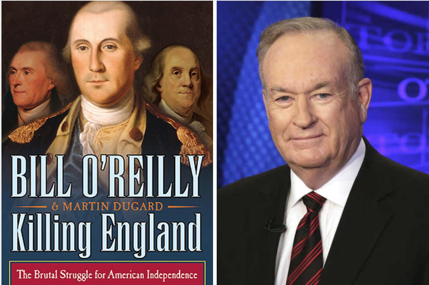 Bill O'Reilly mastered the art of turning history into fascinating reads | Dom Giordano