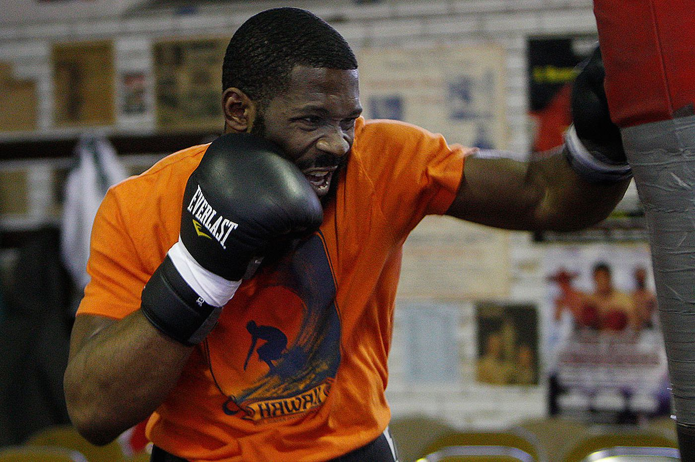 Philly's Bryant Jennings hoping to get shot at heavyweight title
