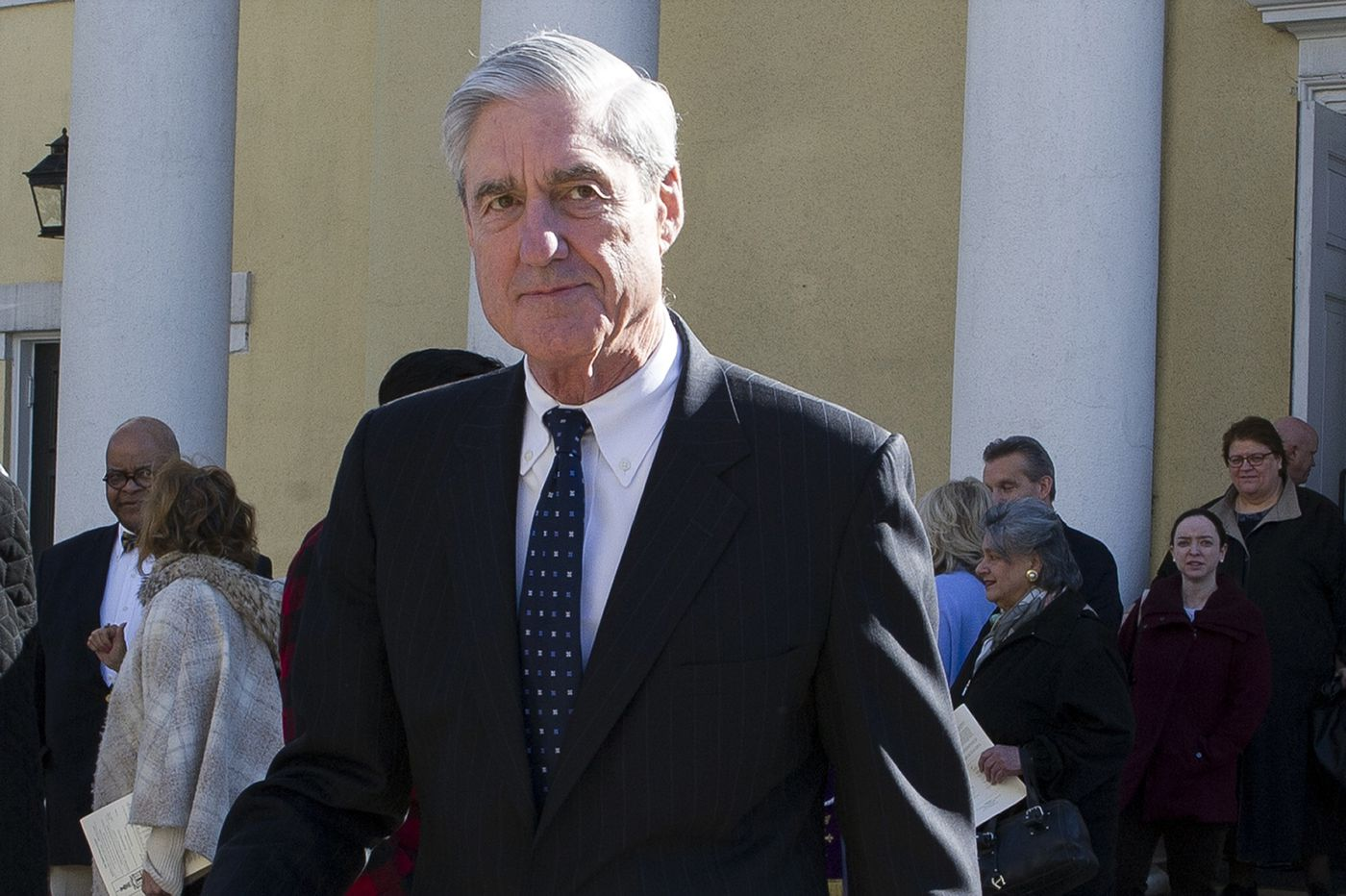 Redacted Mueller Report On Trump-Russia Ties To Be Released On Thursday