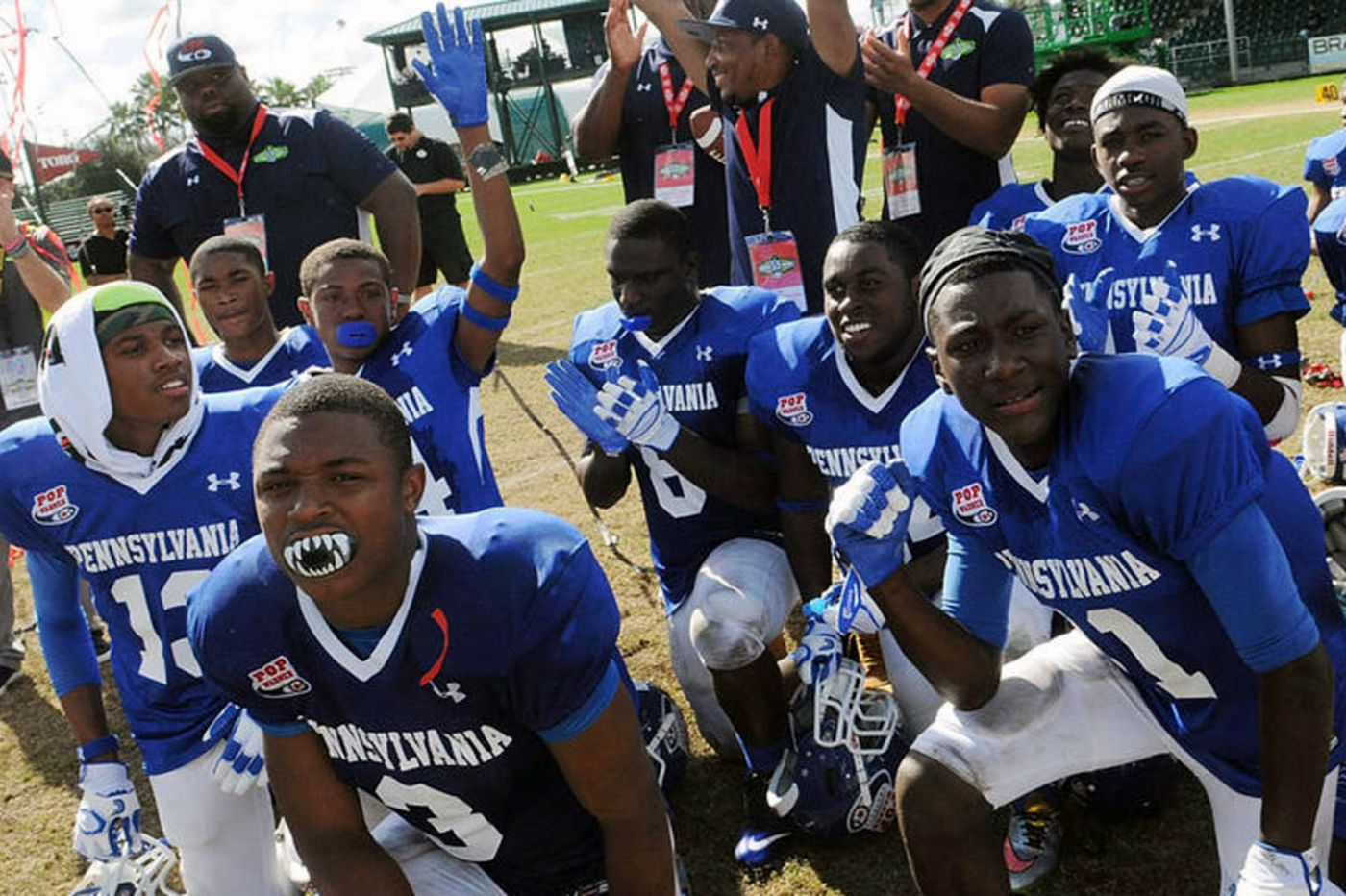 Philly Pop Warner team wins 2nd straight national championship