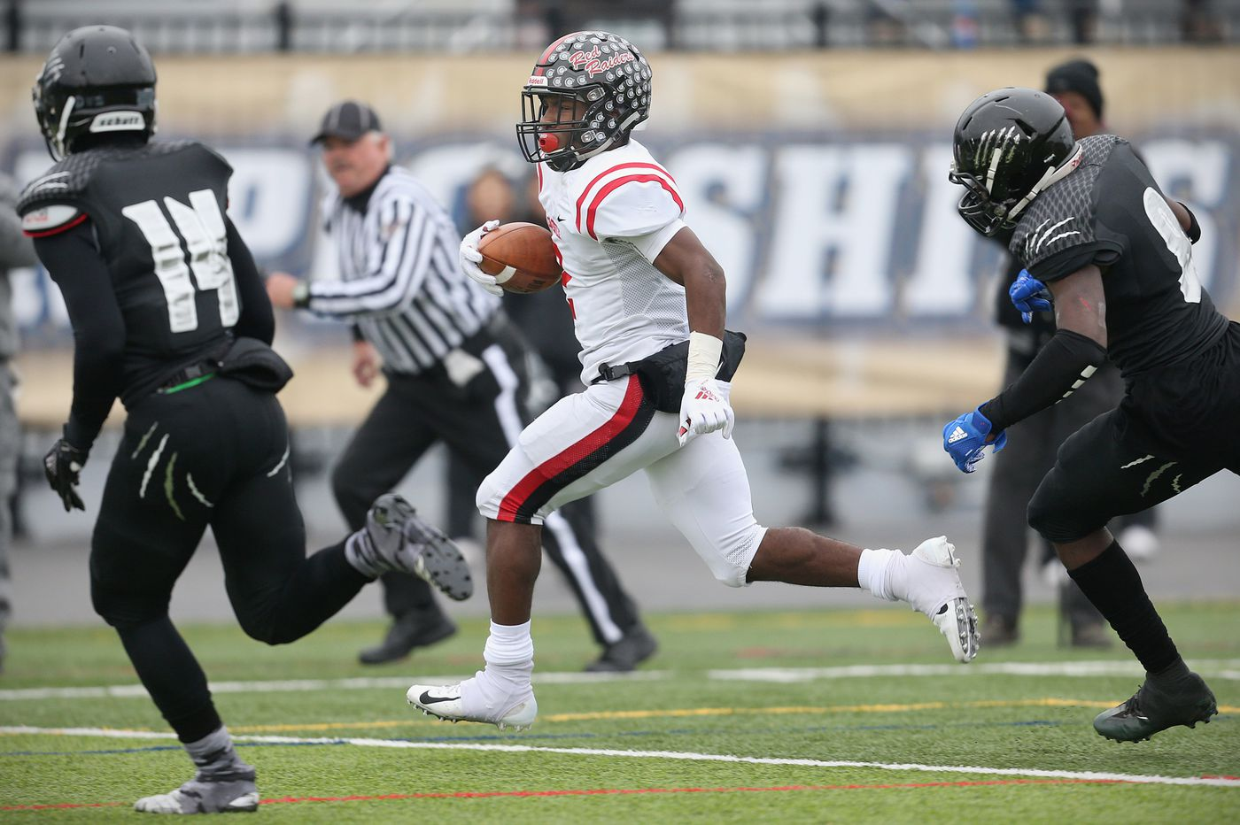 Friday's Southeastern Pa. Football roundup: Dapree Bryant, Ricky Ortega lead Coatesville football past Cumberland Valley