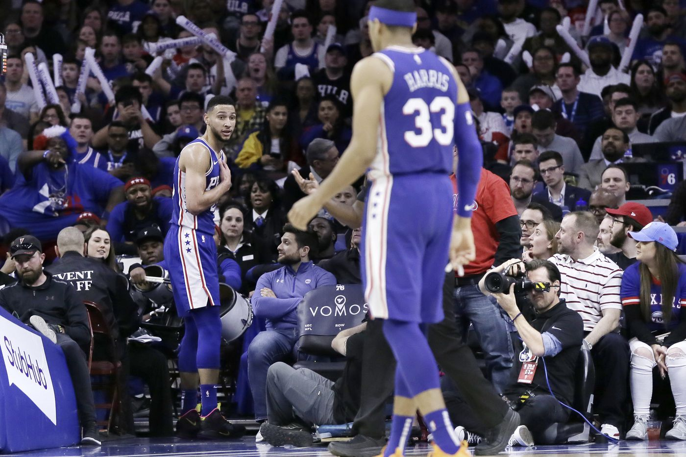 The youthful Nets have pushed aside doubt. Next up: The Sixers.