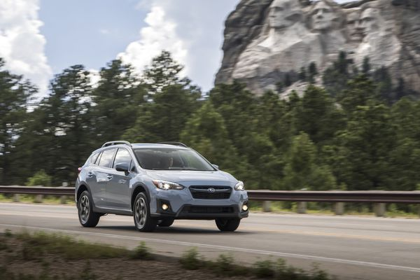 2019 Subaru Crosstrek retains its composure